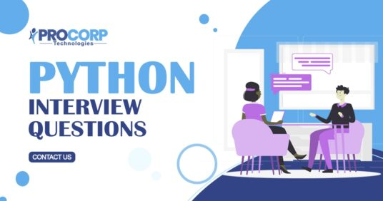 latest Python Interview Questions | 2020