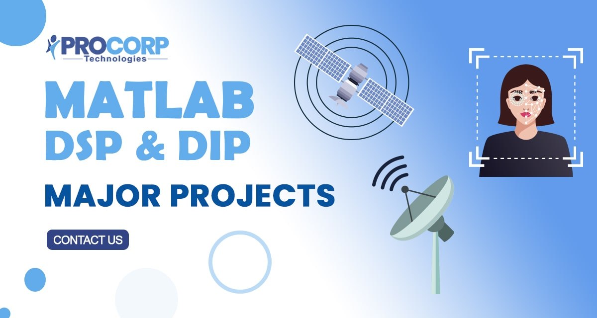 List of MATLAB Major Projects (DSP/DIP) | 2020