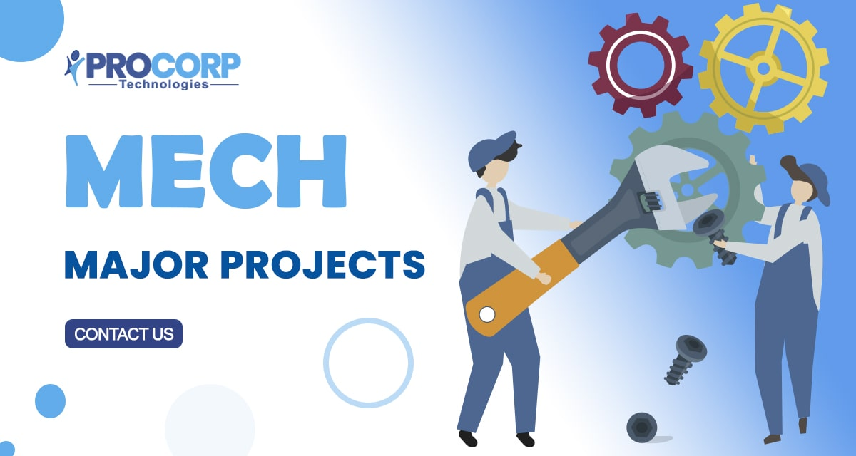 Top 100+ list of 2021 Mechanical Major Projects in Hyderabad